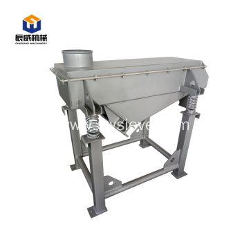 food industrial linear vibrating screen equipment